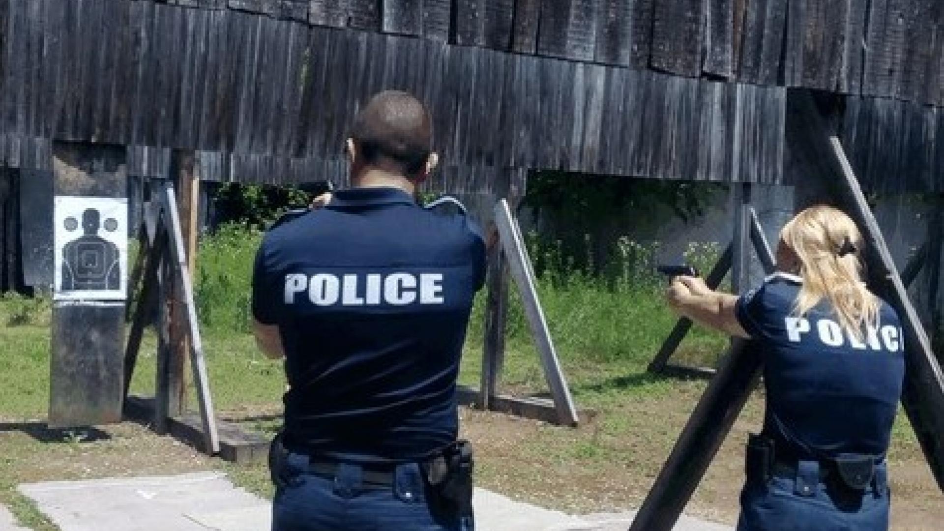 Зонално състезание по стрелба събира служители на Полицията в Русе