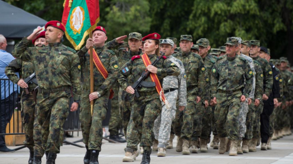 Днес отбелязваме празника на сухопътните войски