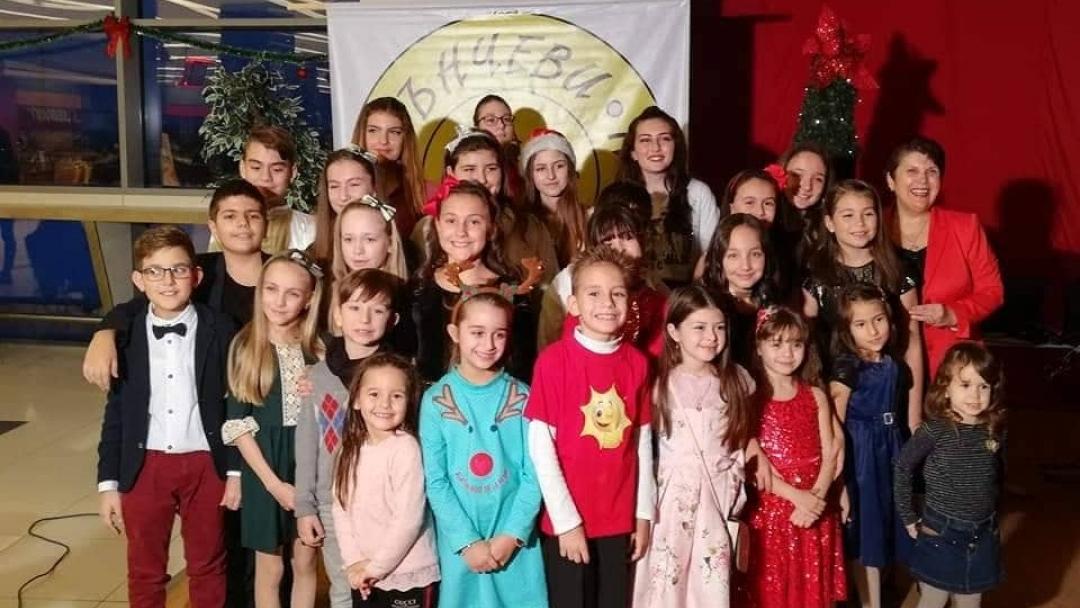 """Децата от """"Слънчеви ноти"""" се включват в Българската Коледа"""