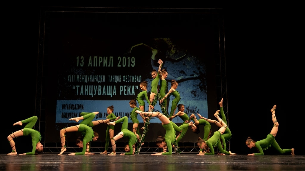 """Варненски балет спечели Гран при """"Танцуваща река"""""""