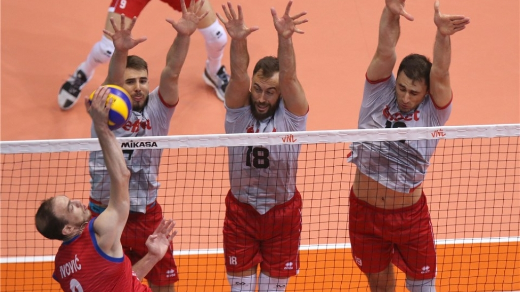 България приключи с 5 победи участието си във Волейболната лига на нациите