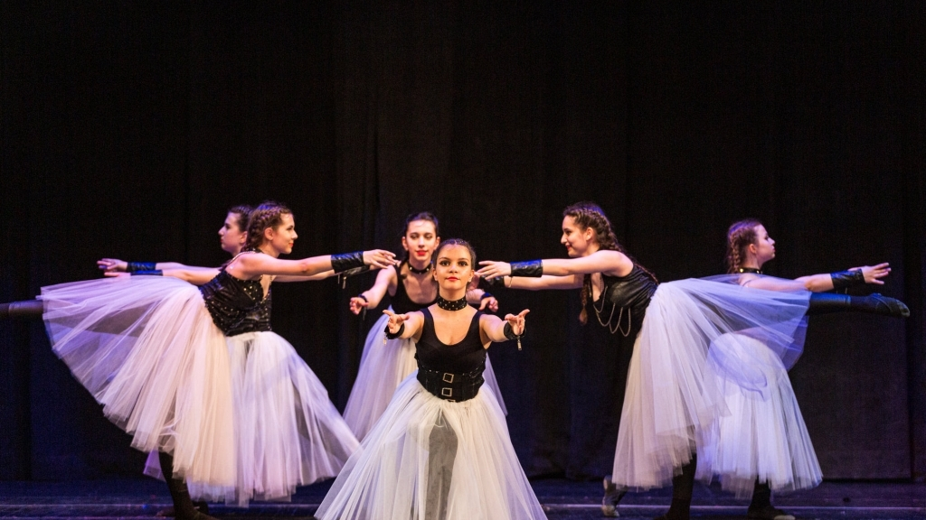 """Награди за балет """"Импулс"""" от италианския фестивал """"Бъдещи звезди"""""""