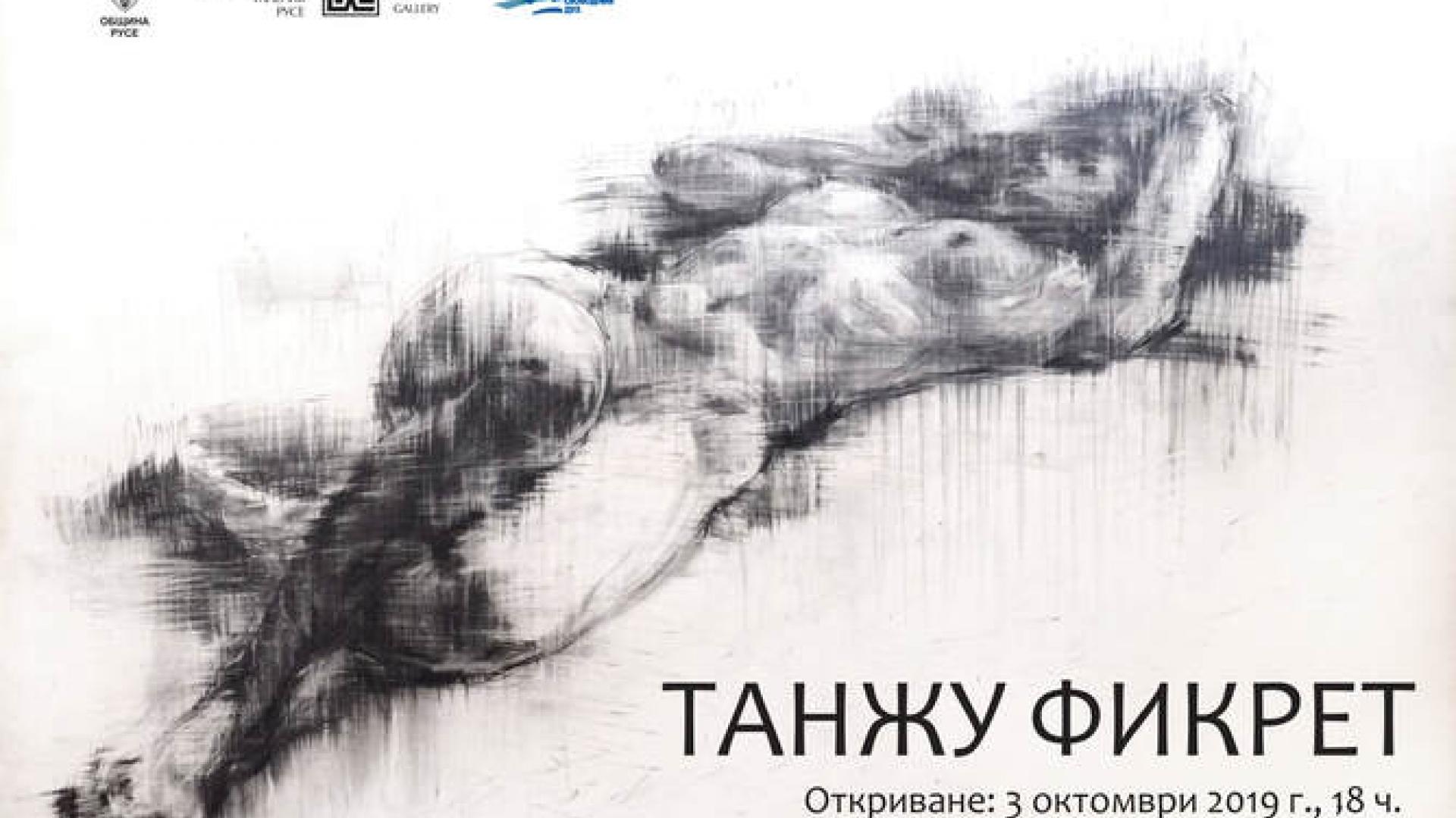 Танджу Фикрет представя в галерията Балкански експресии