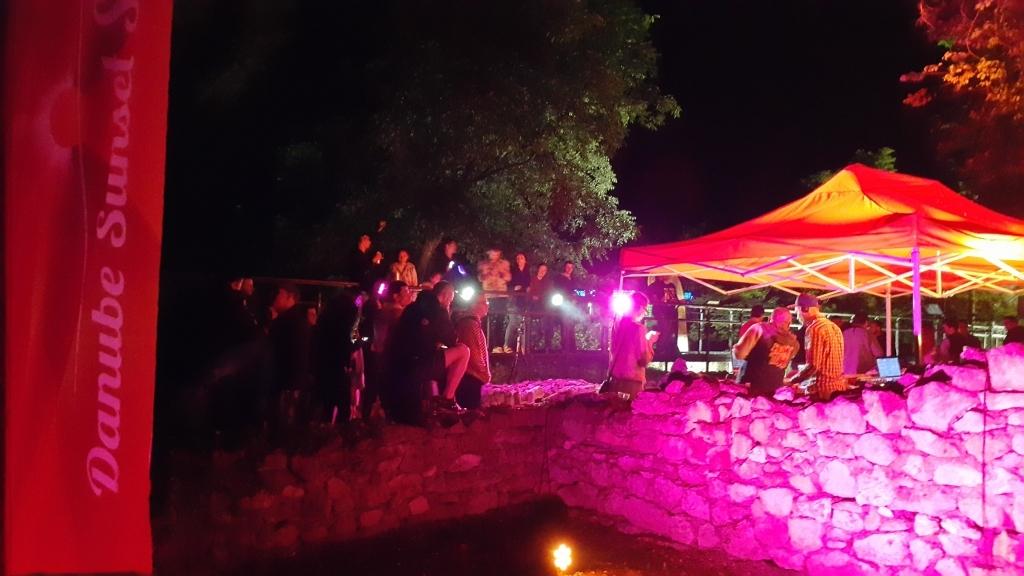 Danube Sunset Sessions превзема Сексагинта Приста