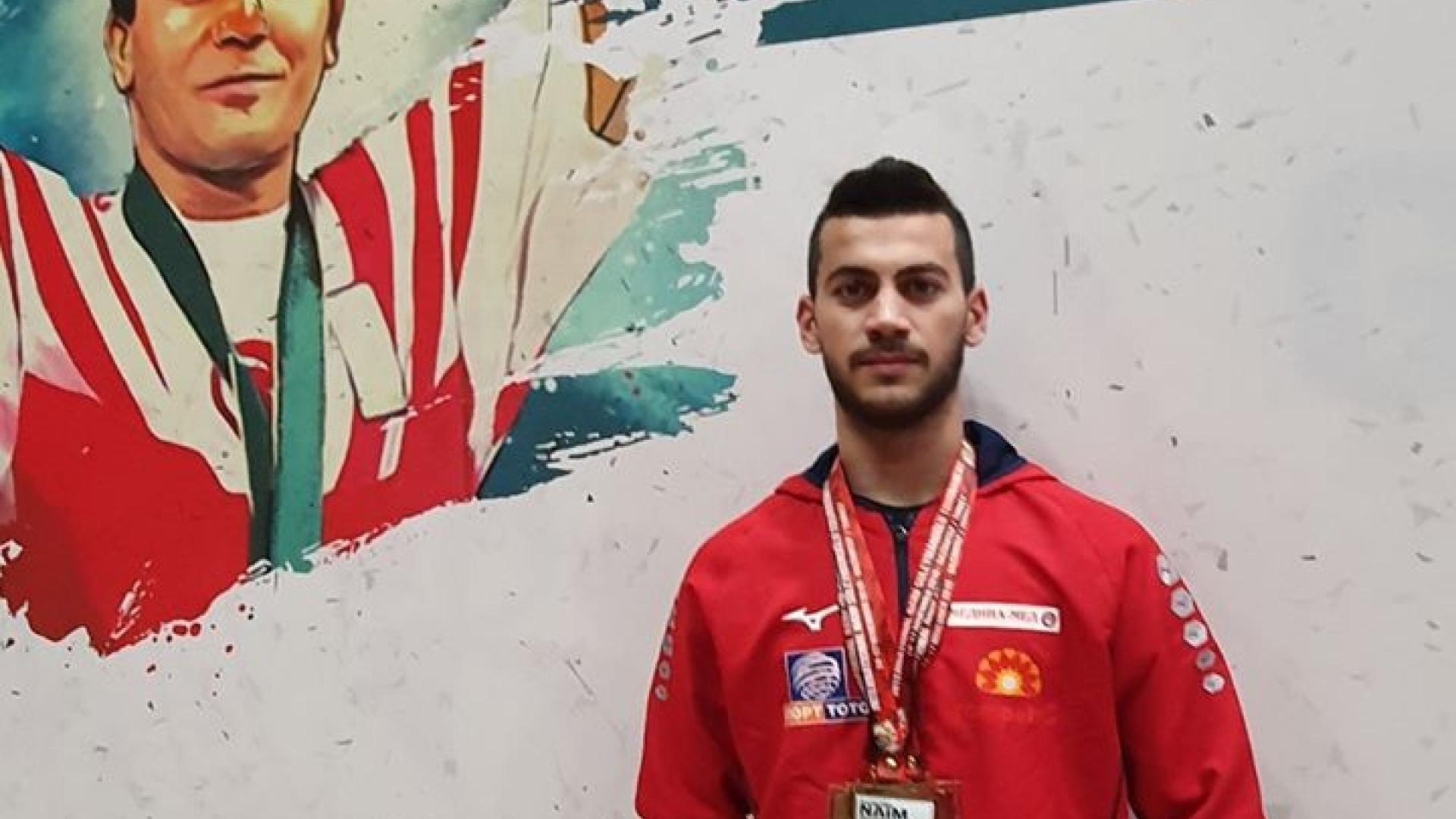 Русенски щангист със злато от мемоарен турнир посветен на Наим Сюлейманоглу