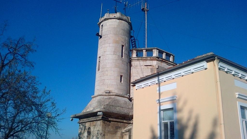 Флотската кула – мястото от където съобщават температурните рекорди в Русе