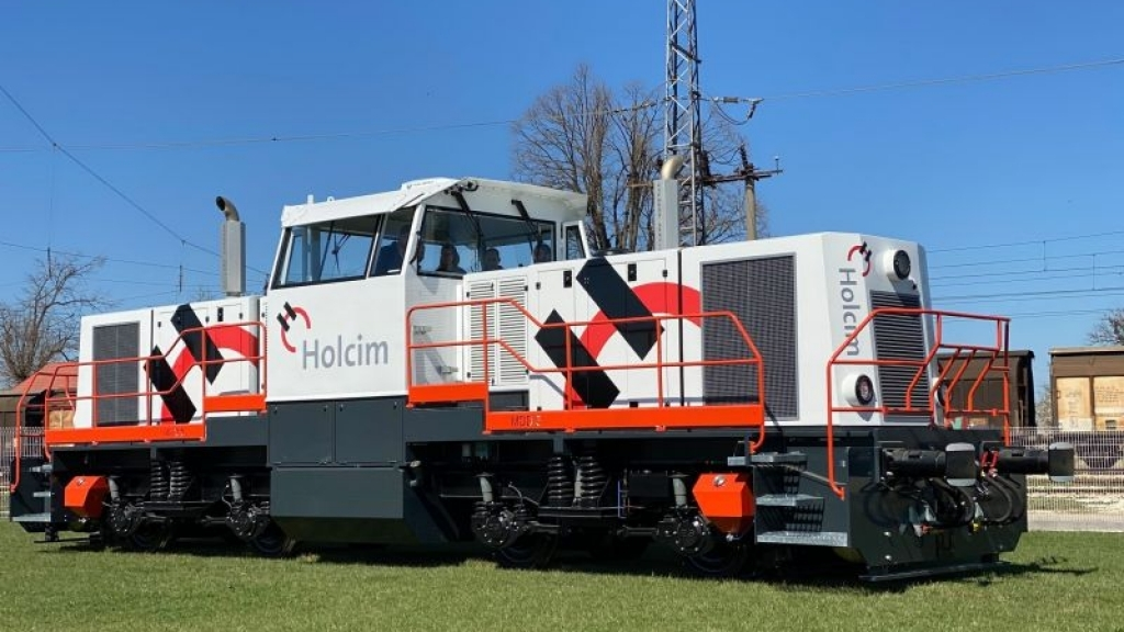 Русенски завод създаде изключително мощен и екологичeн локомотив