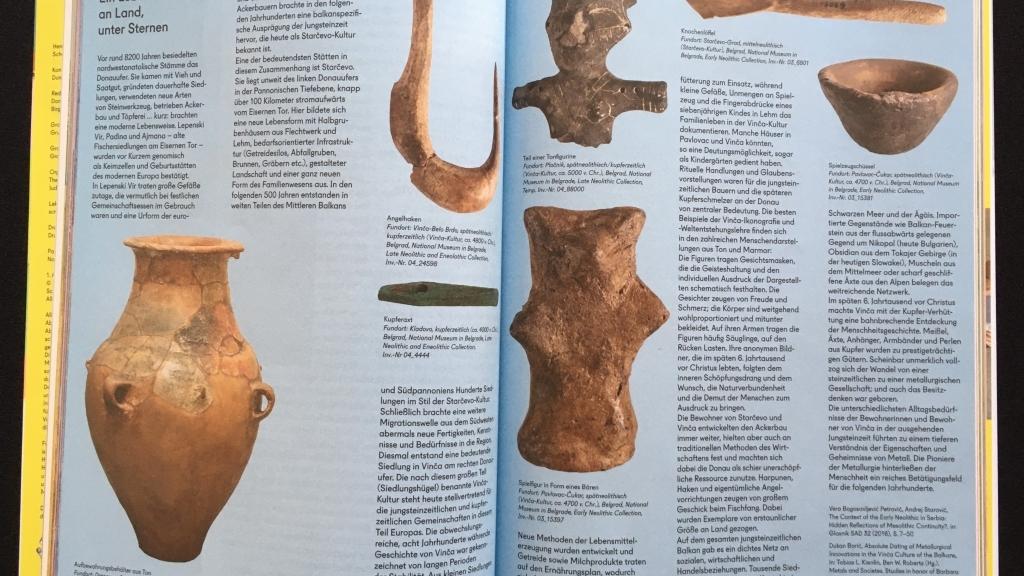 """Излезе от печат каталогът на изложбата """"Дунав - хора, съкровища, култури"""""""