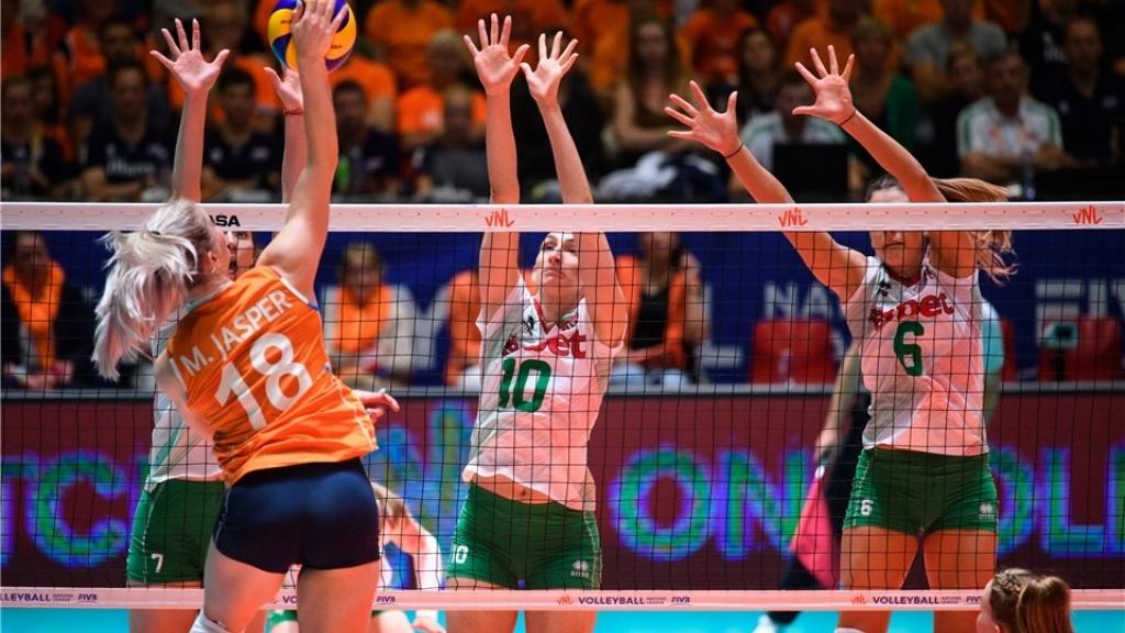 България поведе, но загуби 1:3 от Холандия