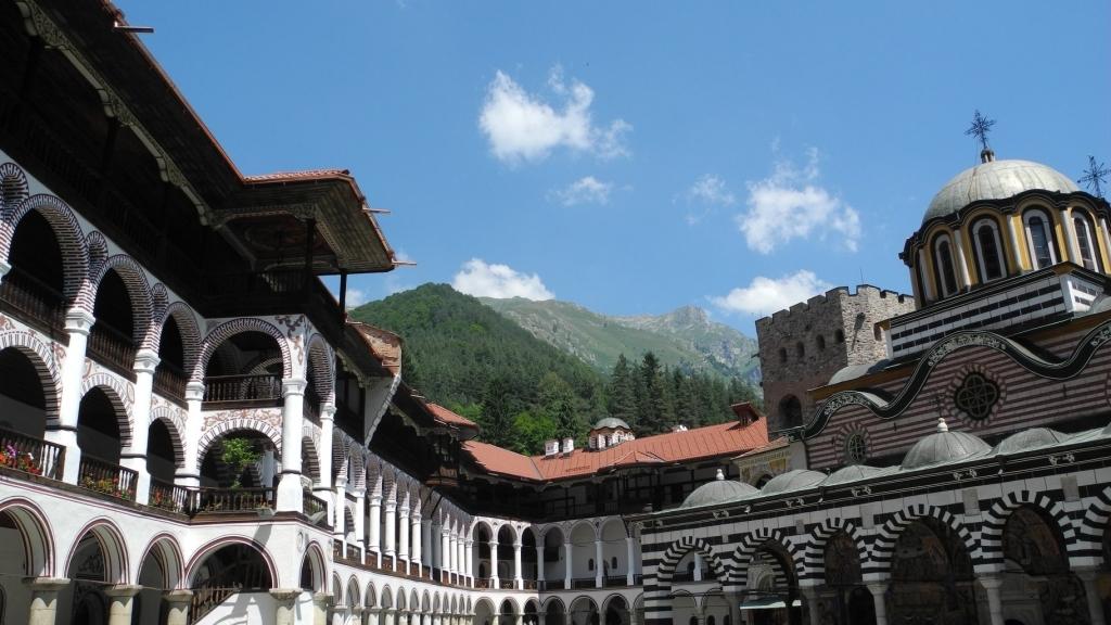 Рилският манастир - Съкровищницата на България
