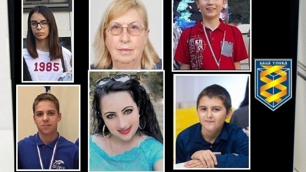 """Ученици от МГ """"Баба Тонка"""" завоюваха места в Националния отбор по информатика"""