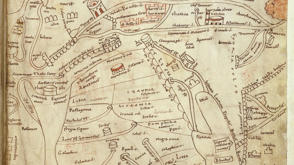 """Т.н. карта на св. Йероним с текста """"Мезия тук и Вулгария"""" е създадена от самия св. Йероним. Нови научни доказателства"""