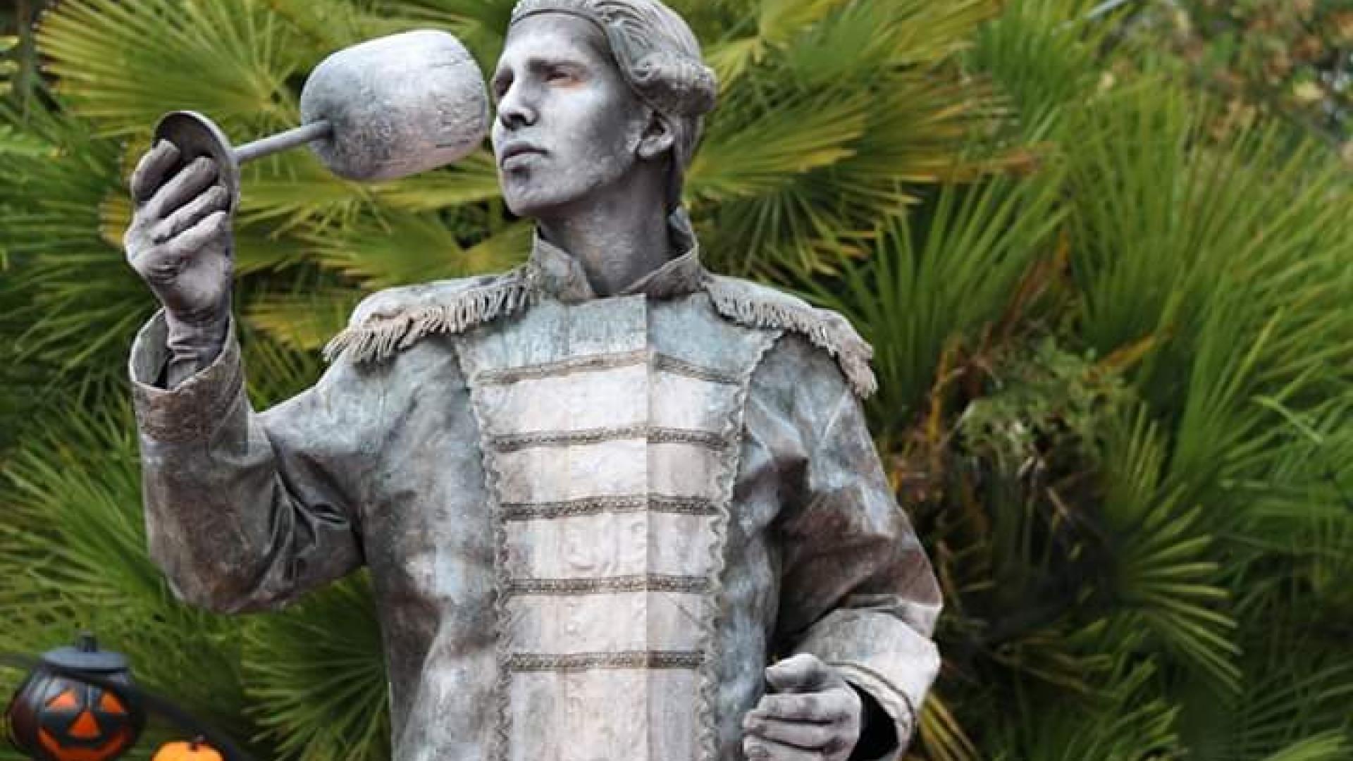 Живи статуи оживяват на 20 юни в центъра на Русе
