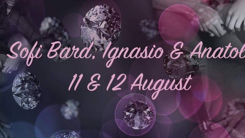 11 - 12 август 2017 - Софи Бард и Анатоли в Live Club Canto