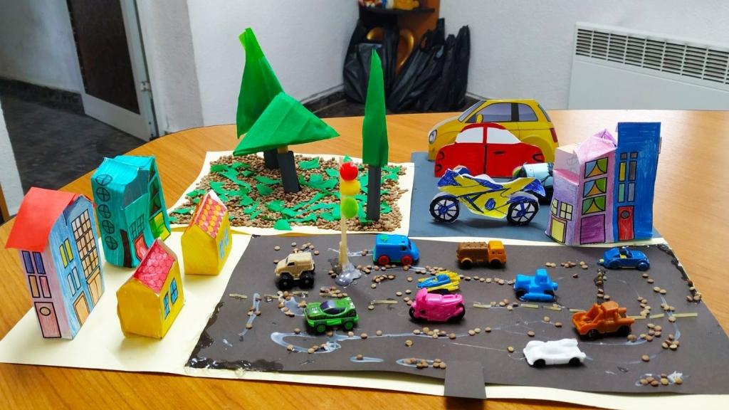 """Деца от Центъра за обществена подкрепа """"Том Сойер"""" с награди от конкурсите, посветени на Европейската седмица на мобилността"""