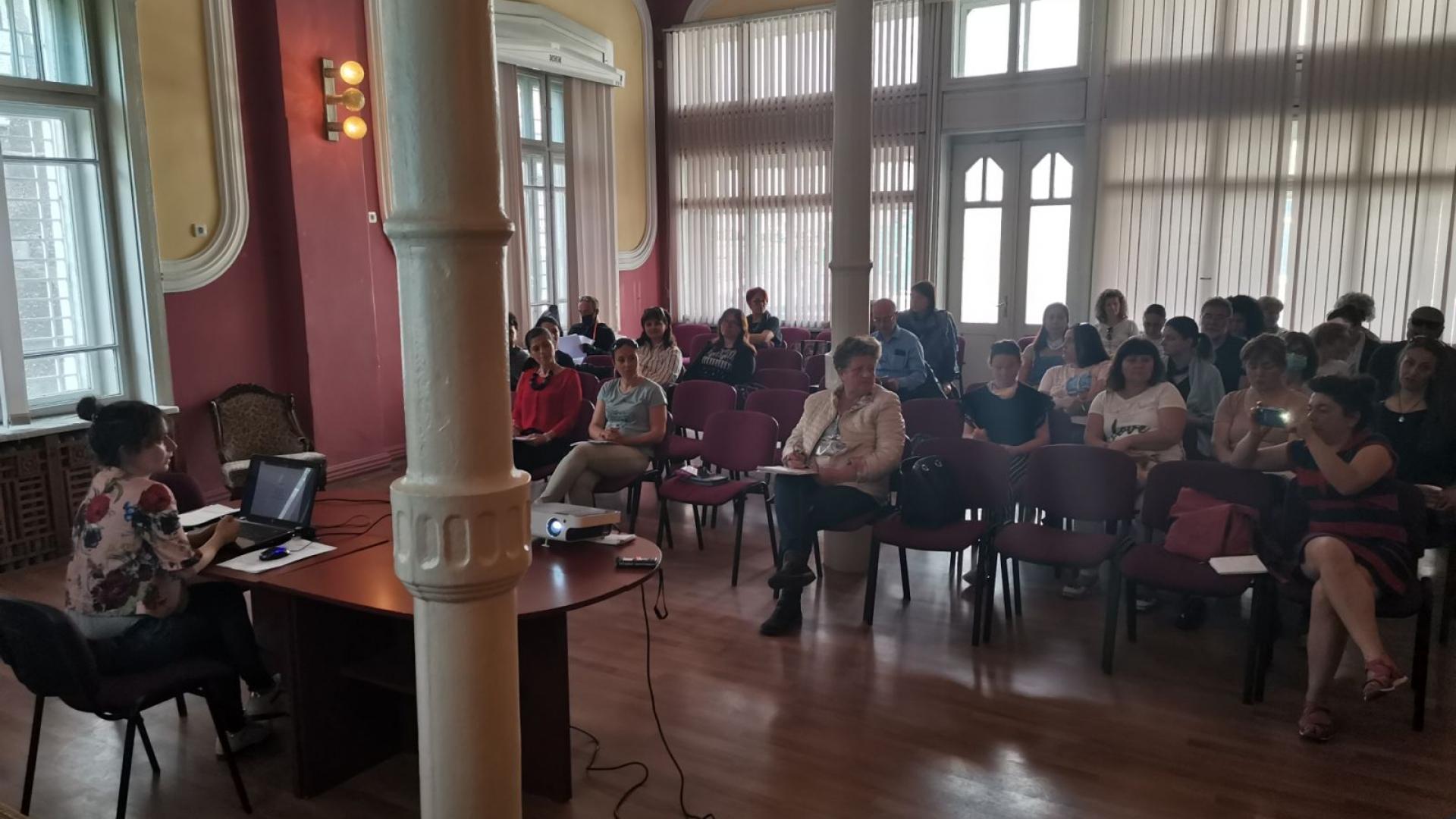 "Информационен ден по Програма ""Култура"" на Община Русе"