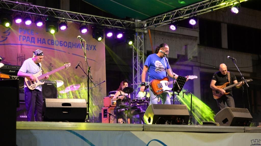 ГРИЙН РОК ФЕСТ набира рок групи за концерти през септември в Русе