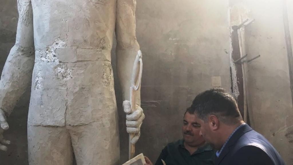 Откриват паметника на Левски в Русе до 19 февруари