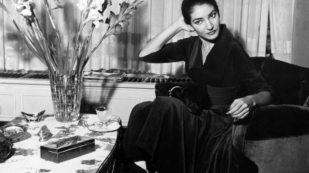 На тази дата е родена легендарната оперна прима Мария Калас