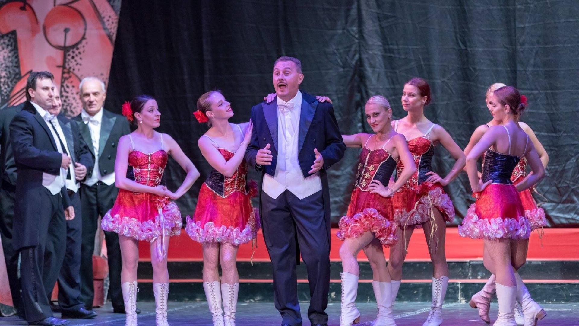 """Втора премиера на """"Царицата на Чардаша"""" утре вечер в Операта"""