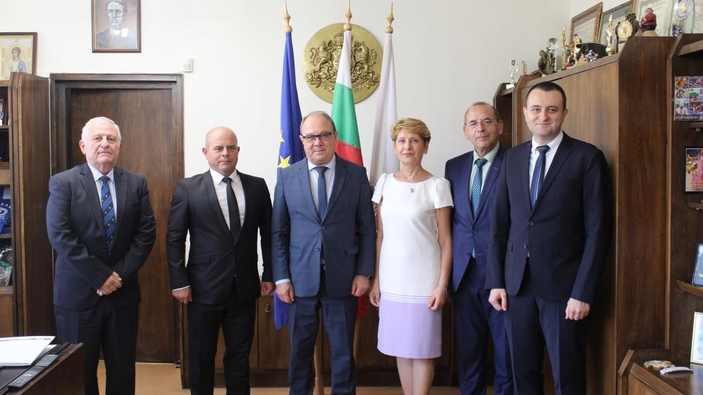 Община Русе и БАН подписаха меморандум  за партньорство