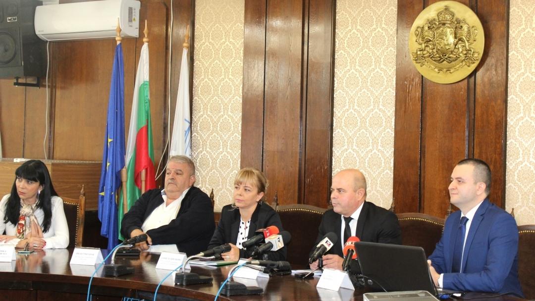 Пламен Стоилов представи отчет за двата си мандата като кмет на община Русе