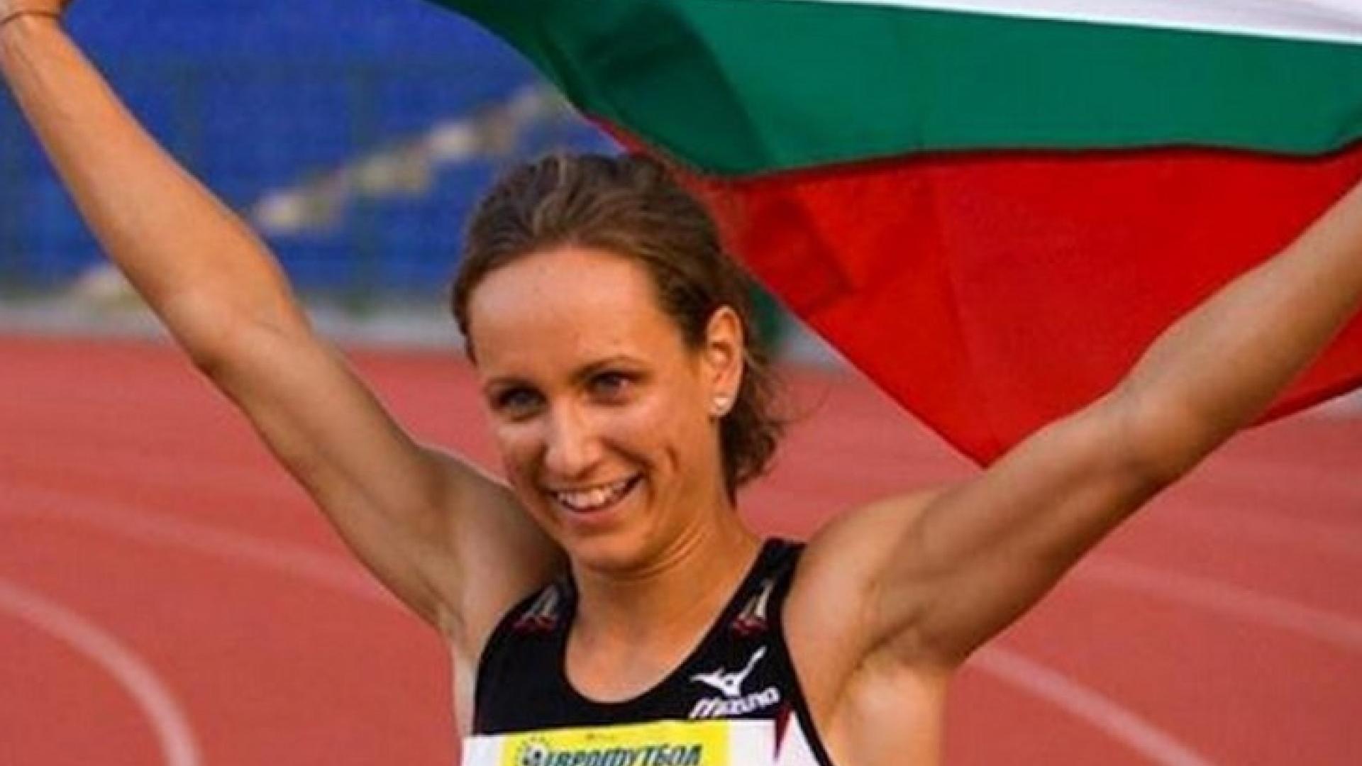 Русенска спринтьорка със сребърен медал от турнир в Чехия
