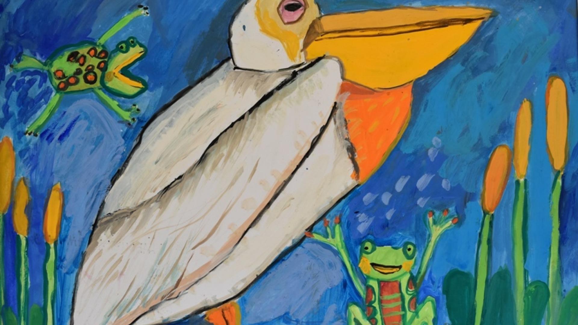 РИОСВ обяви конкурс за рисунка по повод Световния ден на влажните зони
