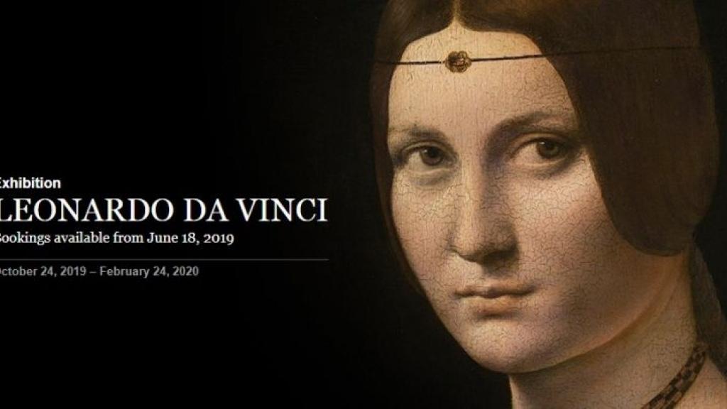 Изложба на Леонардо в Лувъра – само с резервации