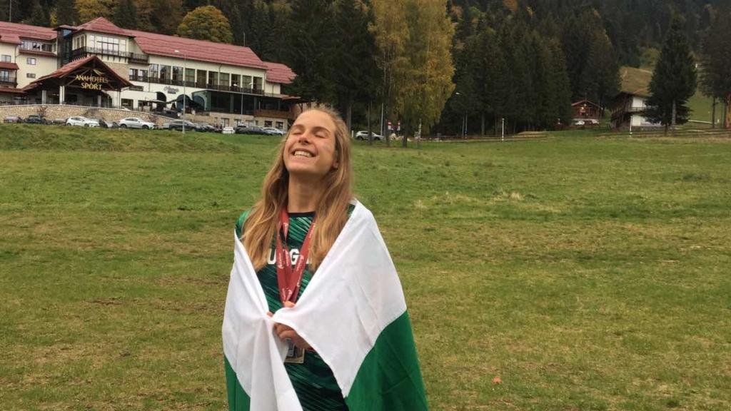 Русенката Ясна Петрова стана балкански шампион по планинско бягане