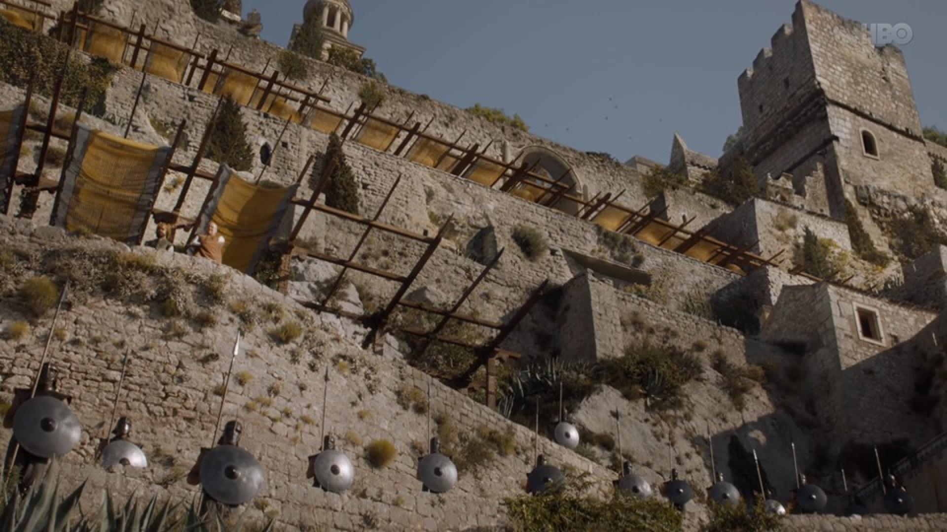 """Червенската кула стана част от """"Игра на тронове"""""""