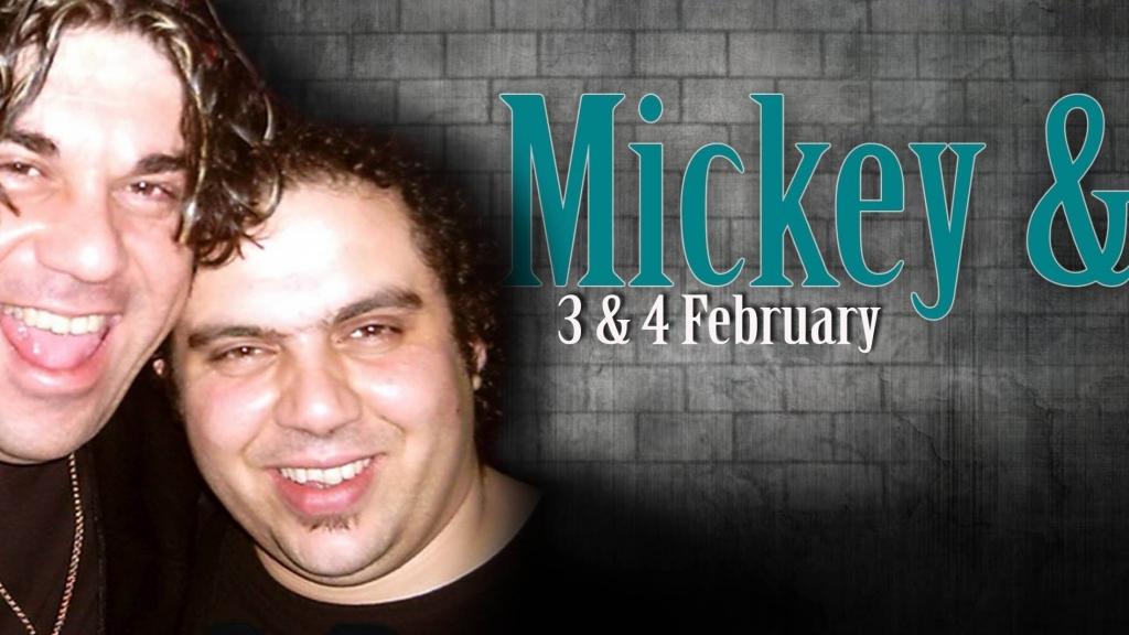 3-4 февруари 2017 - Мики и Иво в Live Club Canto
