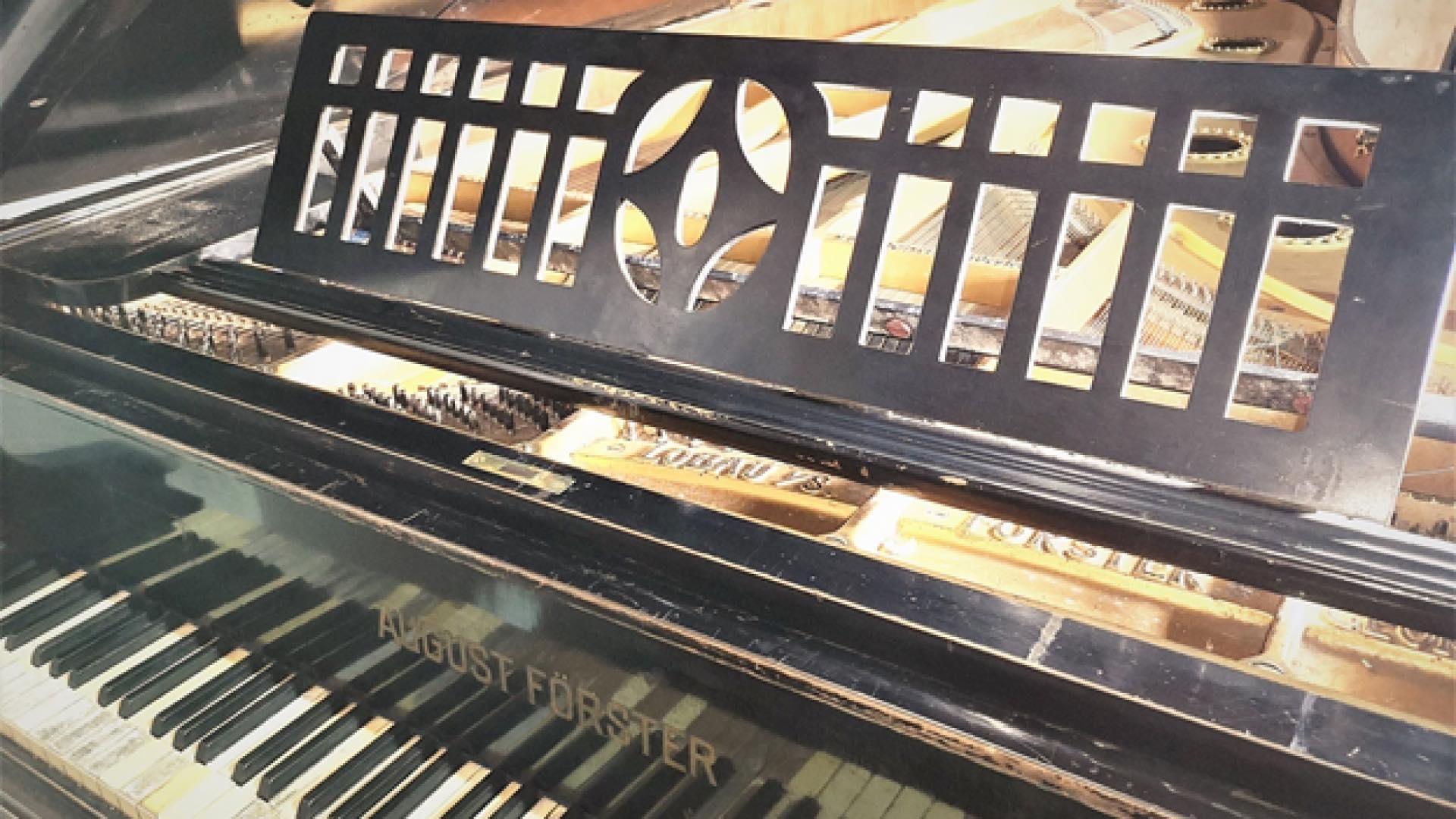 Представят пианото на Шостакович в Русе през септември