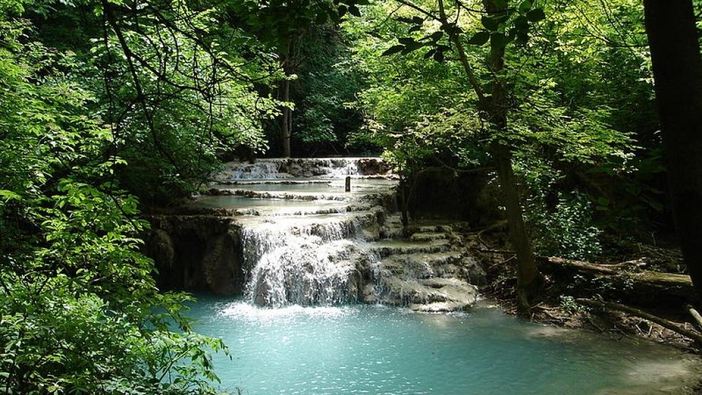 Крушунските водопади – любимо място за разходка