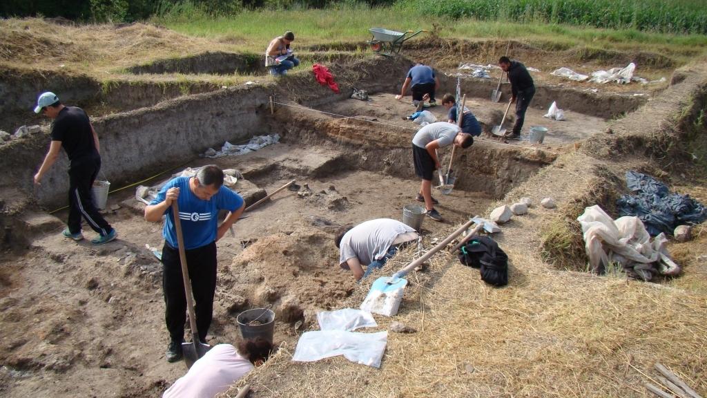 Представят резултатите от разкопките до с. Бъзовец и с. Каменово