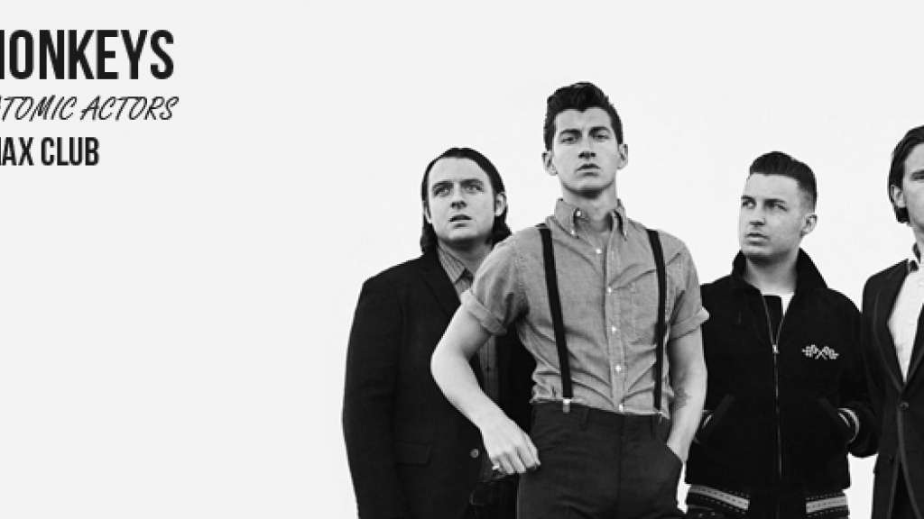 13 Февруари 2016 - Arctic Monkeys A live tribute by Atomic Actors