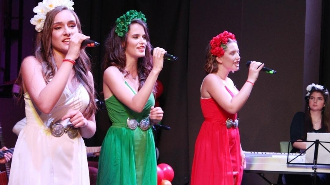 "Етно група ""4ЕТНО"" и вокално трио ""ИДЕПЕЯ"" с дебют пред публика"