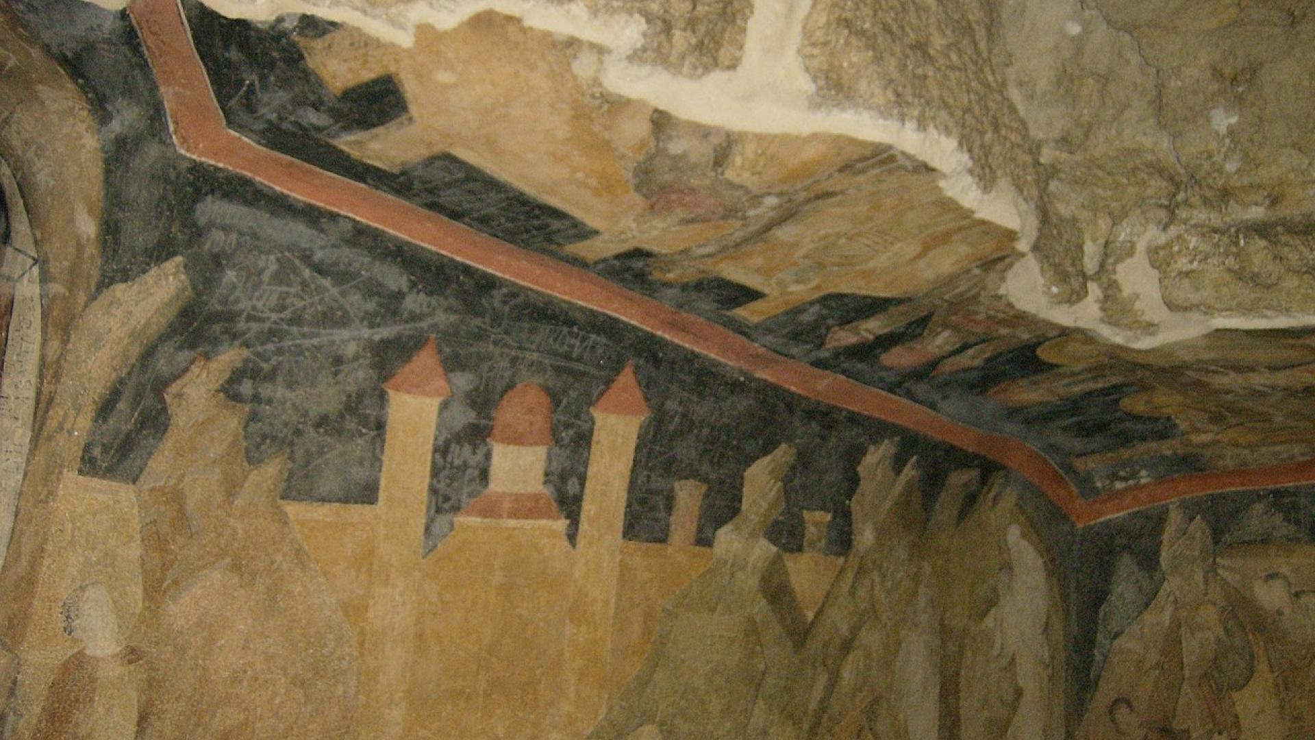 Отбелязват 800 години от съзването на Ивановския скален манастир