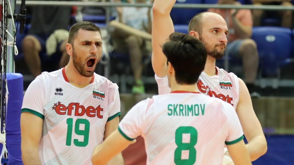 България надделя над Австралия в първия си мач във Варна
