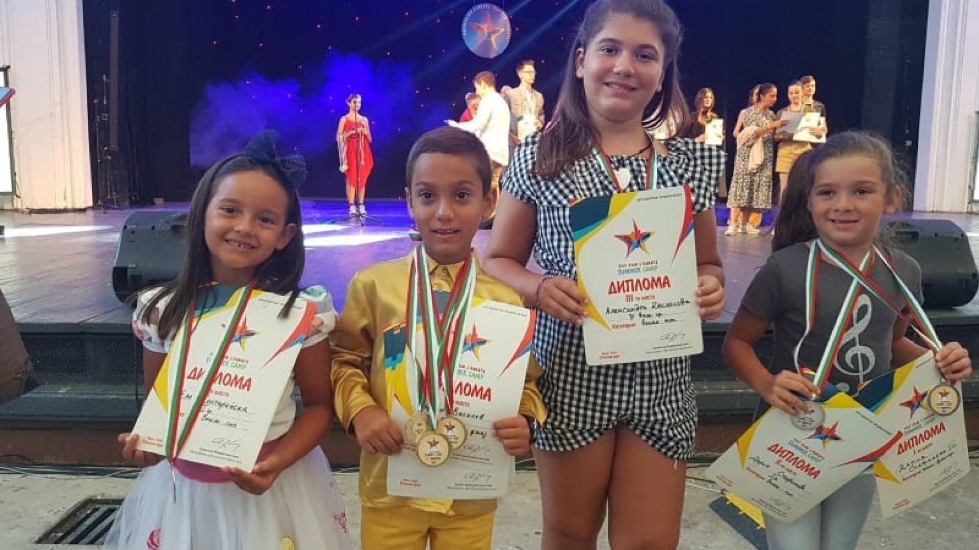Призови места за млади русенски певци от национален конкурс с международно участие