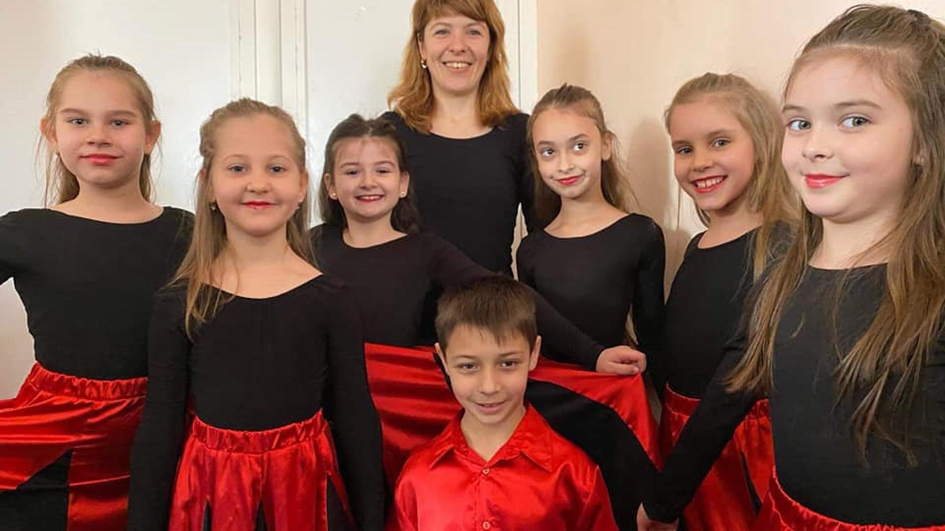 Множество награди за ученици от НУИ от танцов шампионат в София