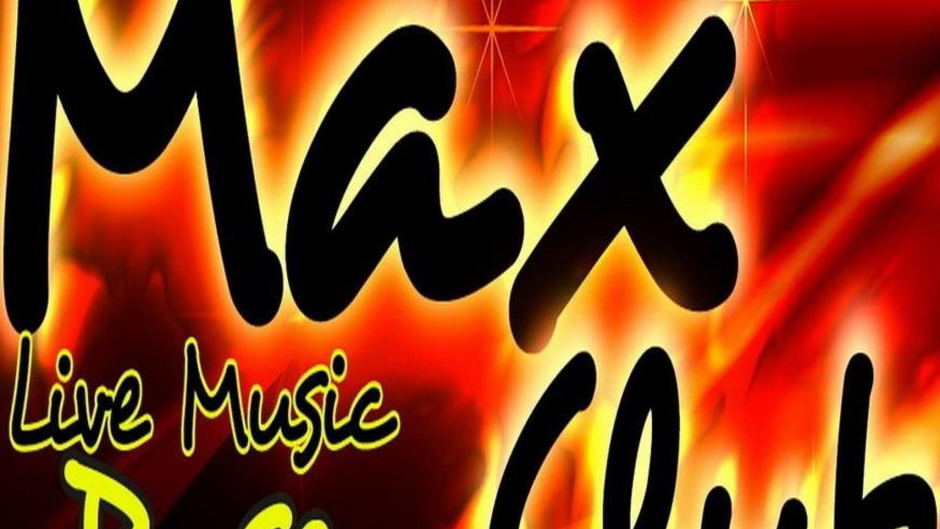 Програма на концертния сезон в Max Club през м. октомври, 2017