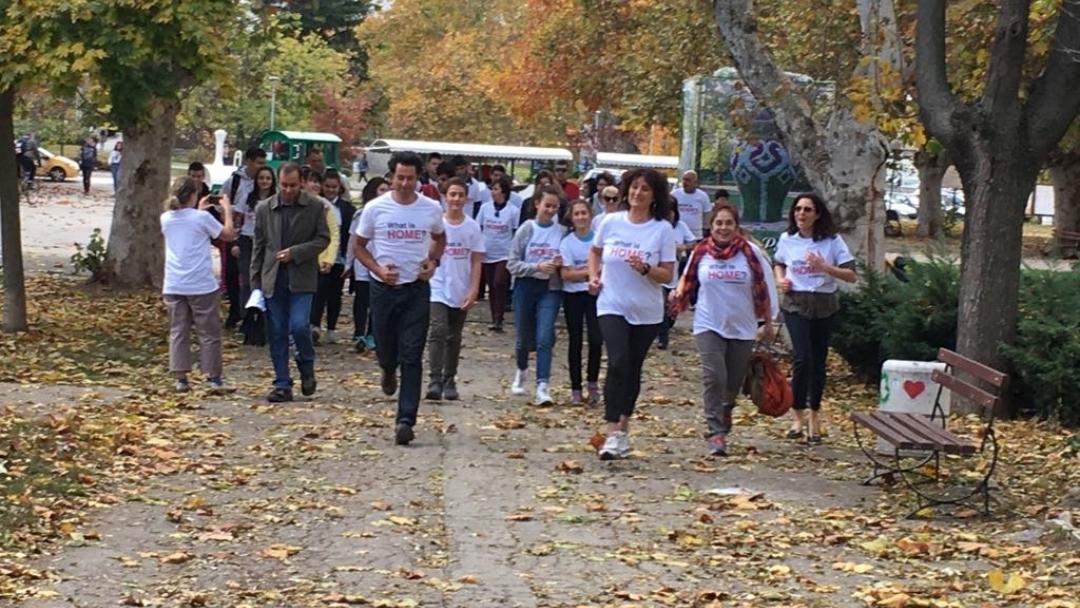 Стотици се включиха в благотворителен маратон в Русе