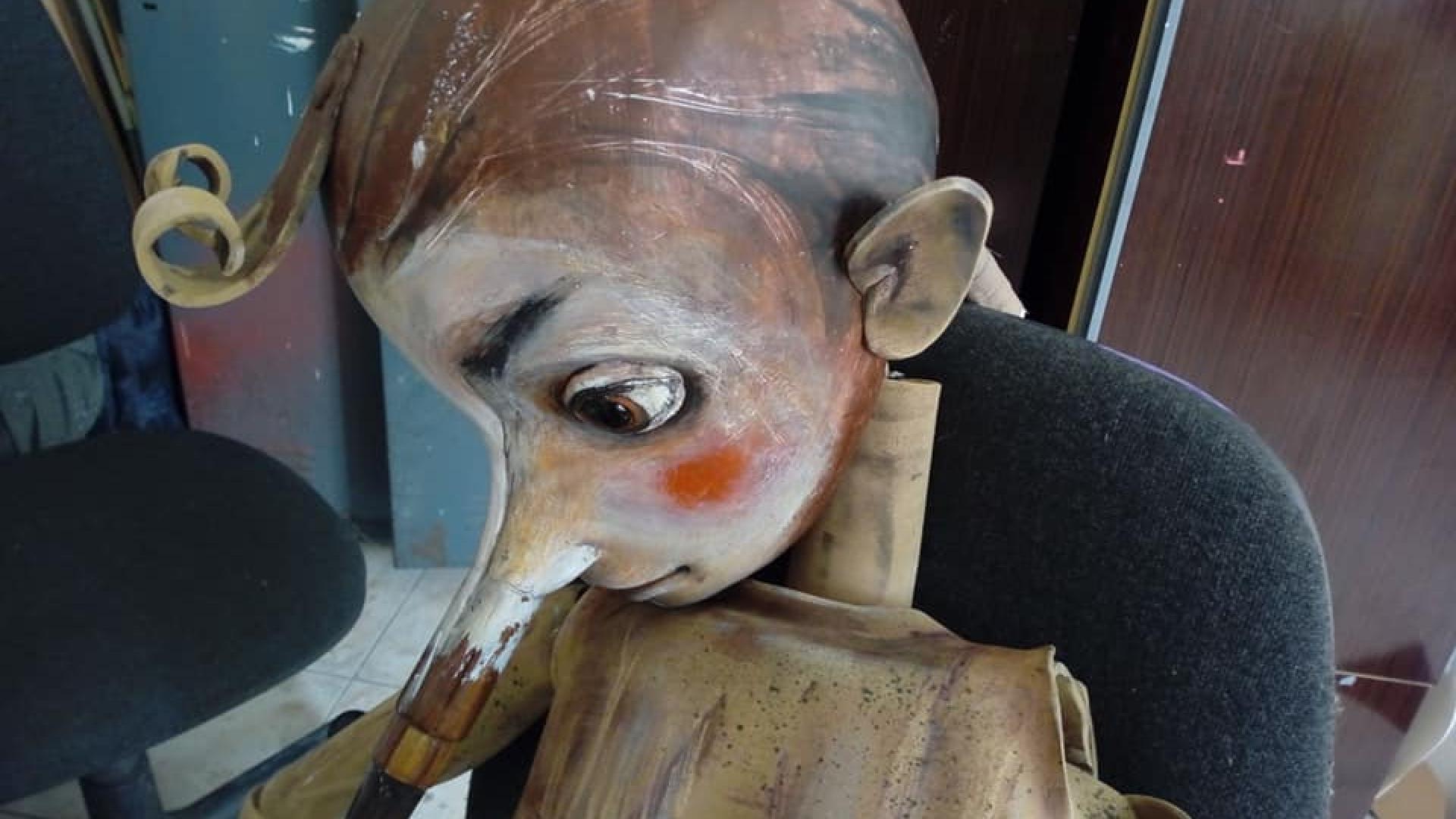 """Кукленият театър играе премиерно """"Пинокио"""" утре вечер"""