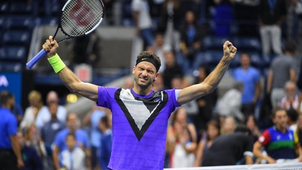 Григор Димитров с исторически успех над Федерер на US Open