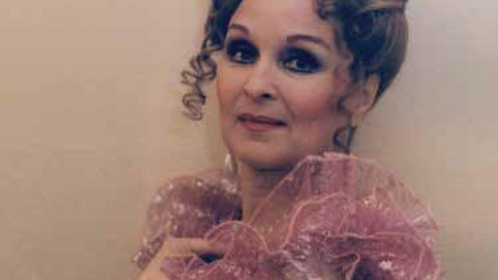 Оперната прима Виолета Шаханова | Thesite