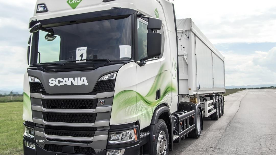 Роуд шоуто на най-модерните тежкотоварни  камиони идва утре в Русе