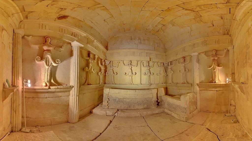 Свещарската гробница – едно от най-ценните богаства на България