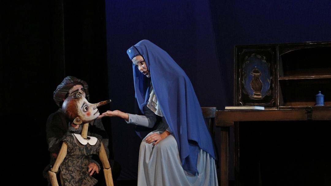 """Две номинации Икар за """"Пинокио"""" на Куклен театър - Русе"""