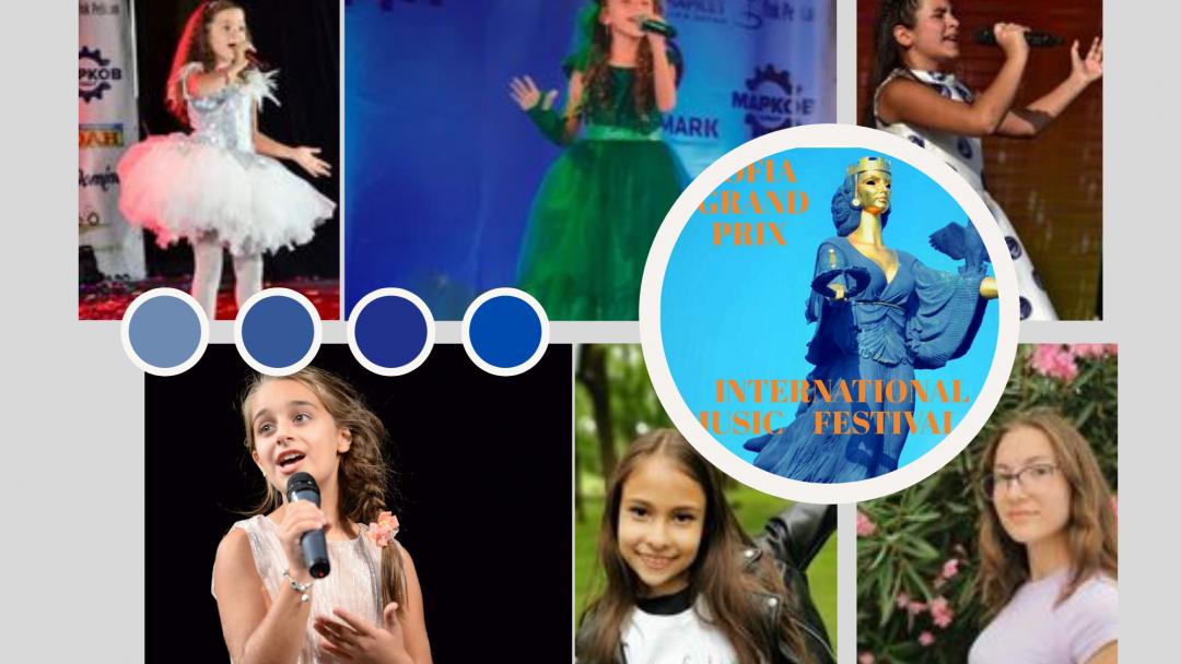 """Младите талани от """"Слънчеви ноти"""" с нови награди от международен конкурс"""